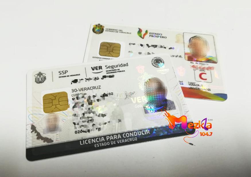 Con Validez Licencias En Nuevo Módulo En San Andrés Tuxtla